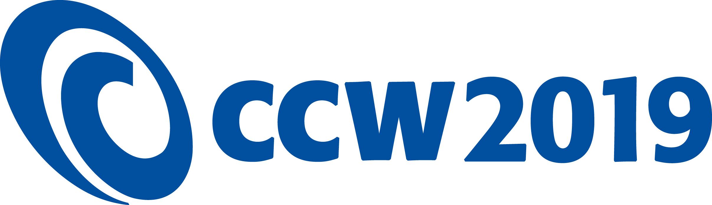 CCW 2019 Logo